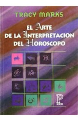 Papel ARTE DE LA INTERPRETACION DEL HOROSCOPO