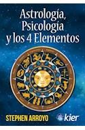Papel ASTROLOGIA PSICOLOGIA Y LOS 4 ELEMENTOS