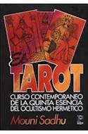 Papel TAROT CURSO CONTEMPORANEO DE LA QUINTA ESENCIA DEL OCULTISMO HERMETICO (RUSTICA)