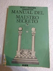 Papel Manual Del Maestro Secreto