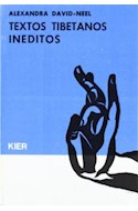 Papel TEXTOS TIBETANOS INEDITOS