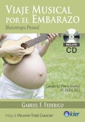 Libro Viaje Musical Por El Embarazo
