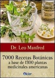 Papel 7000 Recetas Botanicas A Base De 1300 Plantas Medicinales Americanas