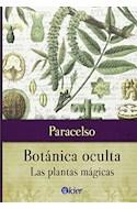 Papel BOTANICA OCULTA LAS PLANTAS MAGICAS