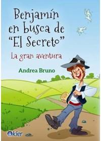 Papel Benjamin En Busca De El Secreto