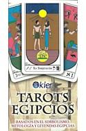 Papel TAROTS EGIPCIOS (LIBRO + 22 ARCANOS MAYORES + 56 ARCANOS MENORES) (ESTUCHE)