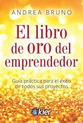 Papel Libro De Oro Del Emprendedor, El