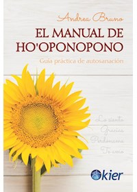 Papel Manual De Ho Oponopono, El