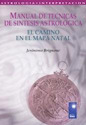Libro Manual De Tecnicas De Sintesis Astrologica