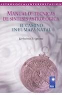 Papel MANUAL DE TECNICAS DE SINTESIS ASTROLOGICAS