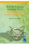 Papel ASTROLOGIA HERMETICA RECOBRANDO EL SISTEMA HELENISTICO (RUSTICA)