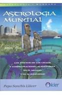 Papel ASTROLOGIA MUNDIAL LOS EFECTOS DE LOS CICLOS Y CONFIGUR