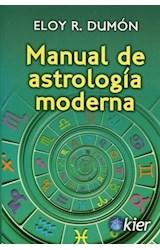 Papel MANUAL DE ASTROLOGIA MODERNA