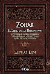 Libro Zohar El Libro De Los Esplendores