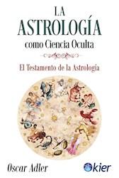 Libro Las Astrologia Como Ciencia Oculta