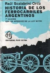 Papel Historia De Los Ferrocarriles Argentinos