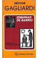 Papel ESQUINAS DE BARRIO