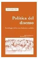 Papel SOCIOLOGIA DE LOS PROCESOS POLITICOS (MANUALES)