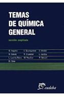 Papel TEMAS DE QUIMICA GENERAL (COLECCION MANUALES)