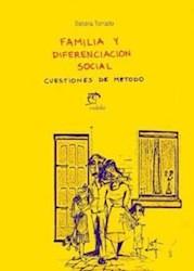 Papel Familia y diferenciación social