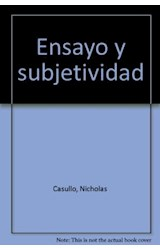 Papel ENSAYO Y SUBJETIVIDAD