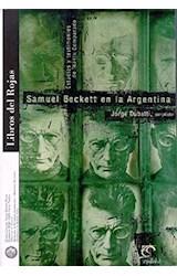 Papel SAMUEL BECKETT EN LA ARGENTINA
