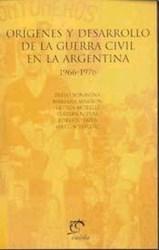 Papel Orígenes y desarrollo de la guerra civil en Argentina 1966 - 1976