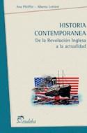 Papel HISTORIA CONTEMPORANEA DE LA REVOLUCION INGLESA A LA ACTUALIDAD (TEMAS HISTORIA)