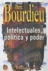 Papel Intelectuales, política y poder