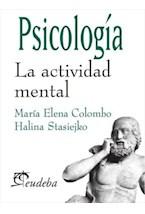 Papel PSICOLOGIA LA ACTIVIDAD MENTAL