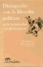 Papel Dialogando con la filosofía política