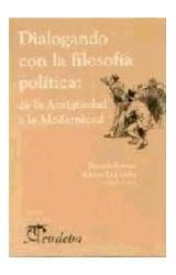 Papel DIALOGANDO CON LA FILOSOFIA POLITICA: DE LA ANTIGUEDAD A LA