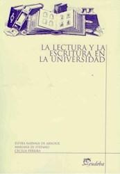 Papel Lectura Y La Escritura En La Universidad, La
