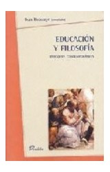 Papel EDUCACION Y FILOSOFIA ENFOQUES CONTEMPORANEOS