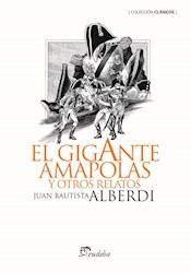 Papel El Gigante Amapolas y otros cuentos