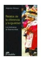 Papel RELATOS DE LA DIFERENCIA Y LA IGUALDAD