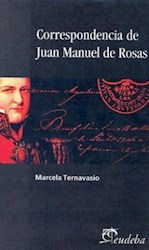 Papel Correspondencia de Juan Manuel de Rosas