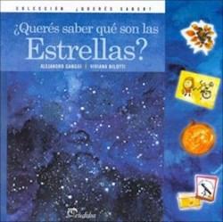 Libro Queres Saber Que Son Las Estrellas ?