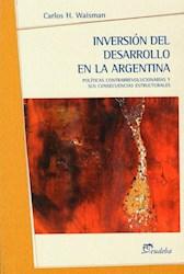 Papel Inversión del desarrollo en la Argentina