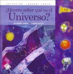 Papel ¿Querés saber qué es el Universo?