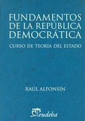 Libro Fundamentos De La Republica Democratica
