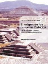 Papel El origen de los primeros estados (Nº 24)