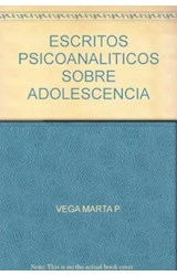 Papel ESCRITOS PSICOANALITICOS SOBRE ADOLESCENCIA