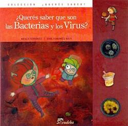Papel ¿Querés saber qué son las bacterias y los virus?