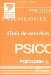 Papel Psicología. Guía de estudio