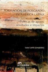 Papel Formación de posgrado en América Latina