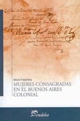 Papel Mujeres consagradas en el buenos aires colonial