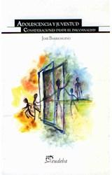 E-book Adolescencia y juventud