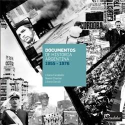 Papel Documentos de historia Argentina.1955-1976