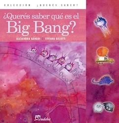 Papel ¿Quieres saber qué es el Big Bang?